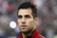 Rangers defender Carlos Bocanegra (pictured in 2011) has backed his team to bounce back from their Old Firm disappointment and end their torrid season on a high. The Ibrox club, which is in financial crisis off the pitch, suffered more misery on it when Glasgow rivals Celtic handed them a heavy 3-0 defeat in Sunday's derby