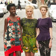 Fearne Cotton's SS13 Very Catwalk Show