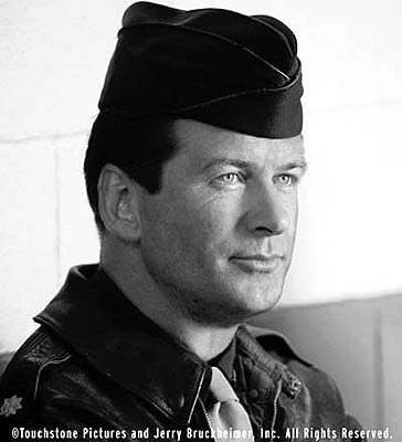 Alec Baldwin as Col. Jimmy Doolittle in Touchstone Pictures' Pearl Harbor