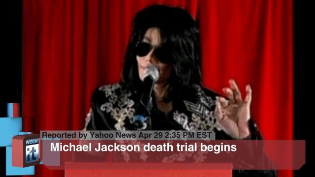 Trial News - Michael Jackson, Joe Johnson, James Holmes