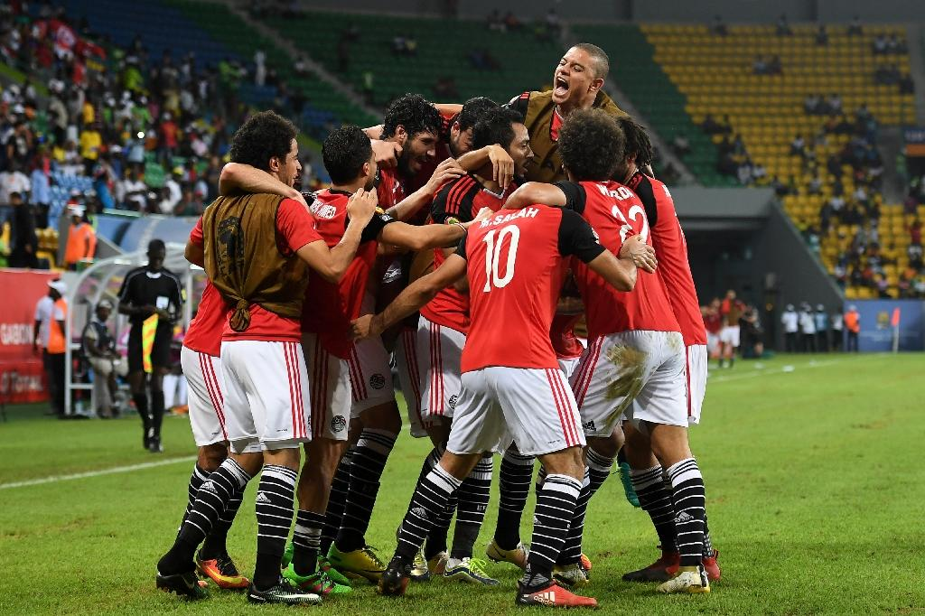 Egypt strike late to dump out Uganda from Africa Cup of Nations