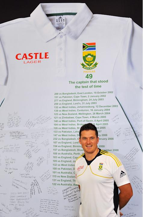 2013 Pakistan Tour Of South Africa - Proteas Signing Session