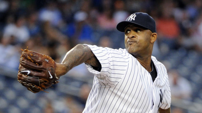 Sabathia, Rivera help Yankees hold off White Sox