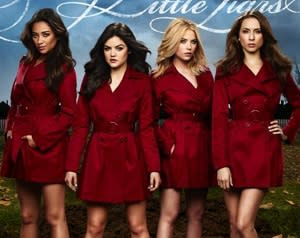 TVLine Items: Red Hot Pretty Little Liars First Look, Office Fave's A&E Comedy Pilot and More