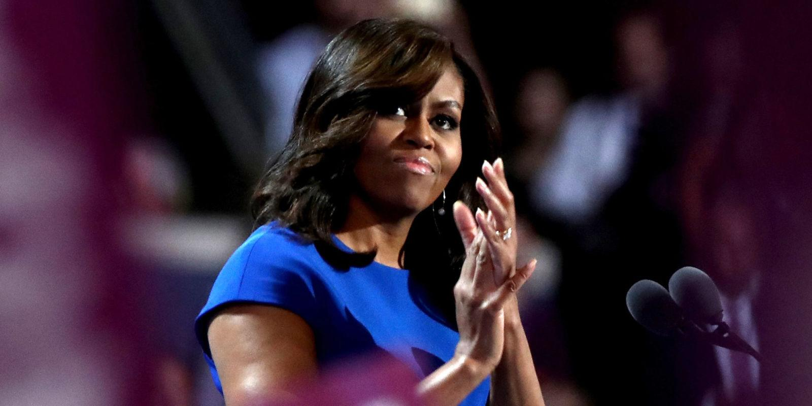 Why Michelle Obama's 'House Built by Slaves' Line Was So Iconic