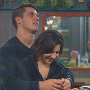 Big Brother - Victoria's Owie - Live Feed Highlight