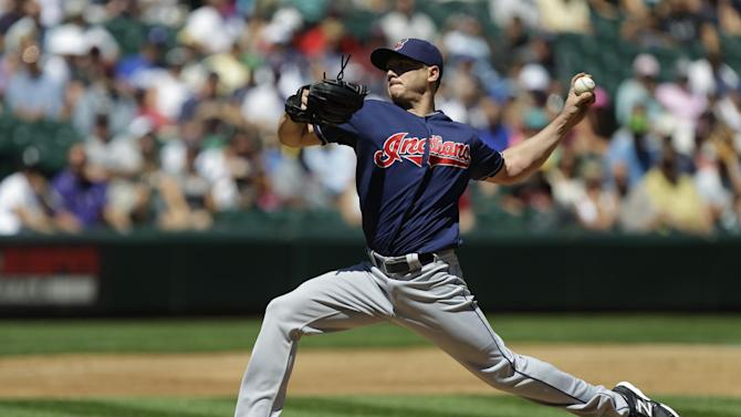 Kazmir stellar in Indians 10-1 win over Mariners