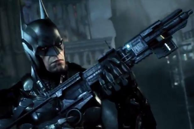 Batman Teams Up With Catwoman, Nightwing, Robin in New 'Arkham Knight' Video Game Trailer (Video)