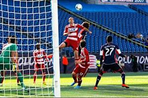 New England Revolution 0-1 FC Dallas: Perez snatches late winner for FCD