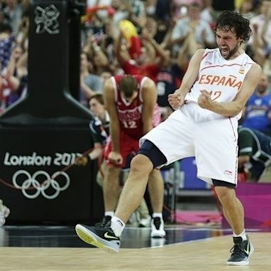 Spain beats Russia 67-59 in men's Olympic hoops The Associated Press Getty Images Getty Images