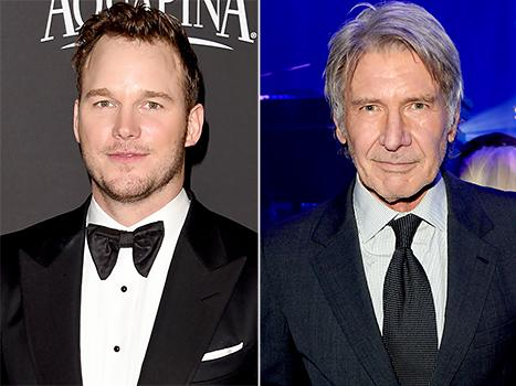 Chris Pratt to Potentially Play Indiana Jones in Reboot of Harrison Ford Classic