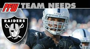 Oakland Raiders: 2013 team needs