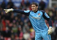 Craig Gordon is a free agent following his release from Sunderland