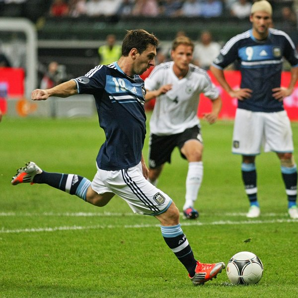 Germany v Argentina - International Friendly Getty Images