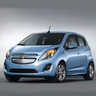 Chevrolet Spark Tenaga Listrik