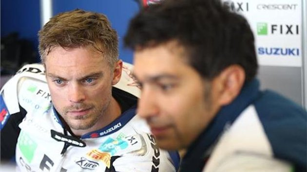 Camier struggling with lack of feeling in arm
