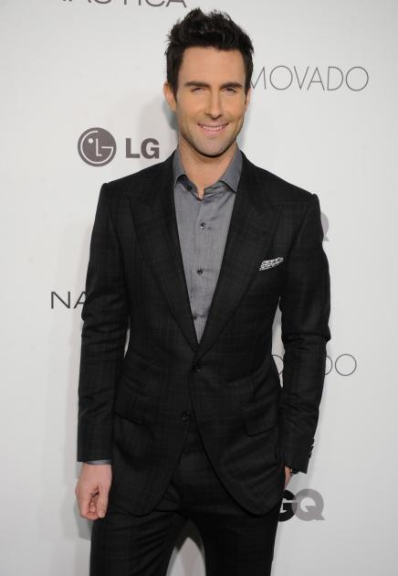 Adam Levine attends the 2012 GQ Gentlemen's Ball presented by LG, Movado, and Nautica in New York City on October 24, 2012 -- Getty Premium