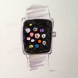 Kinesthetic Communication, and the Power of Touch -- a Killer App for Apple Watch and Beyond?