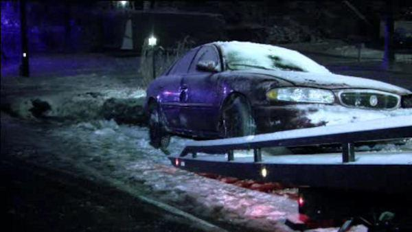 Arrest in Montco hit-and-run that injured 3