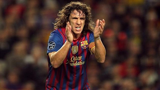 Carles Puyol (PA Photos)