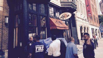 UPDATED: No Word When Adobo Grill Will Re-open After Old Town Fire