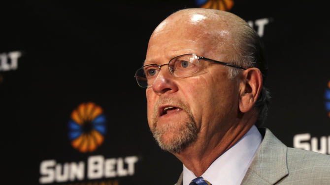 Sun Belt commissioner expresses faith in 'Power-5'