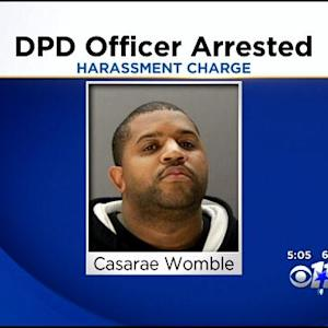 Dallas Police Officer Arrested