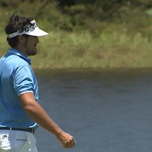 Three players share the lead at the Honduras Open