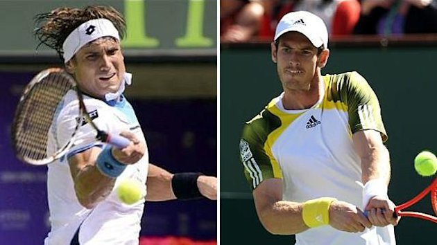 David Ferrer vs Andy Murray, final del Masters 1000 de Miami 2013