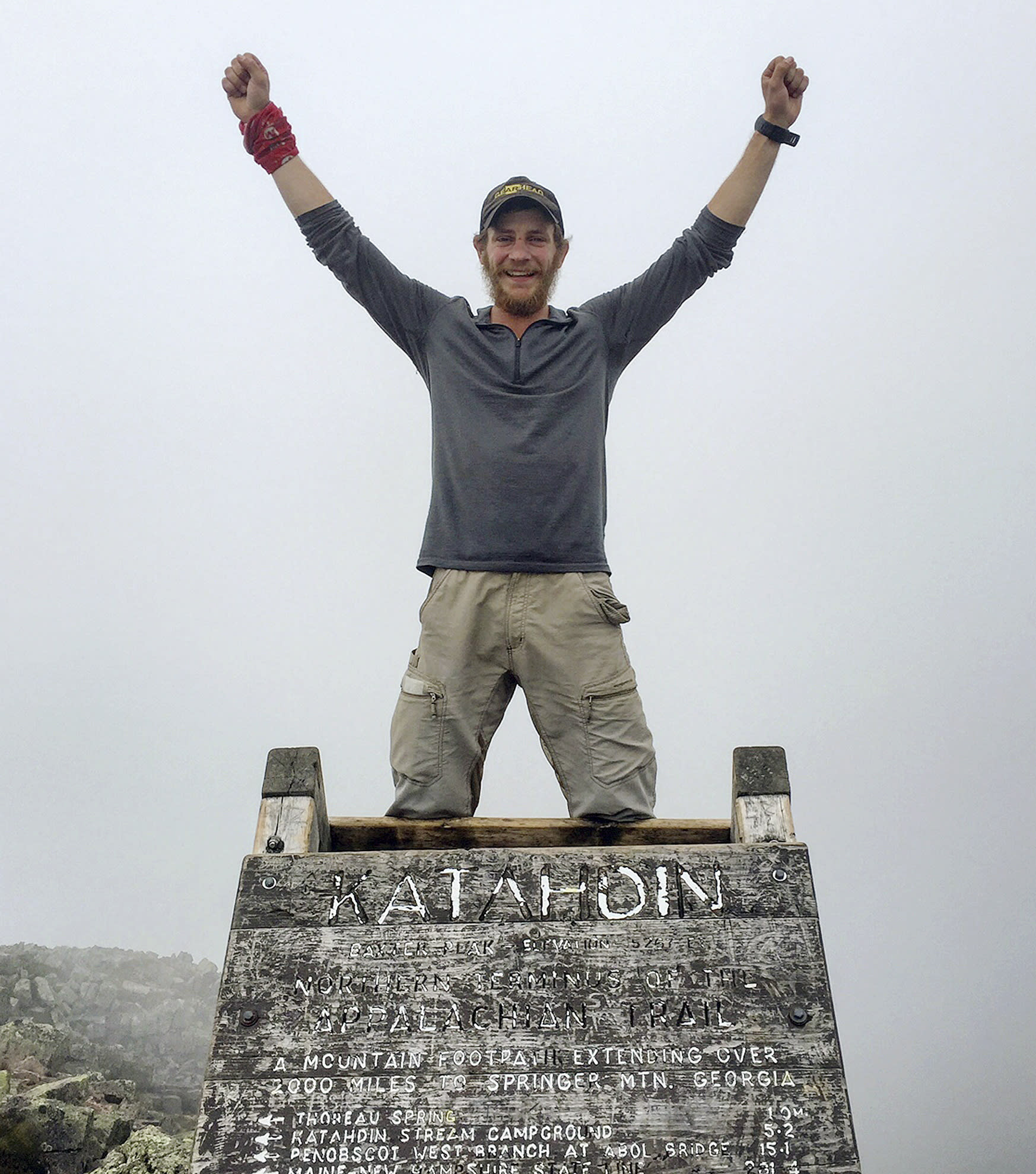 Hikers behaving badly: Appalachian Trail partying raises ire