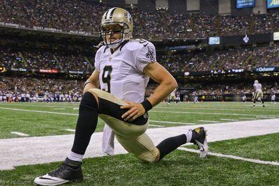 Fantasy football draft strategy: Will Drew Brees be OK with his old weapons?