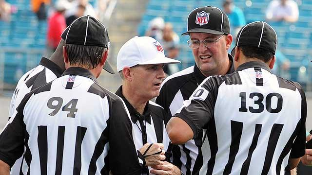 Are NFL, referees near a deal?