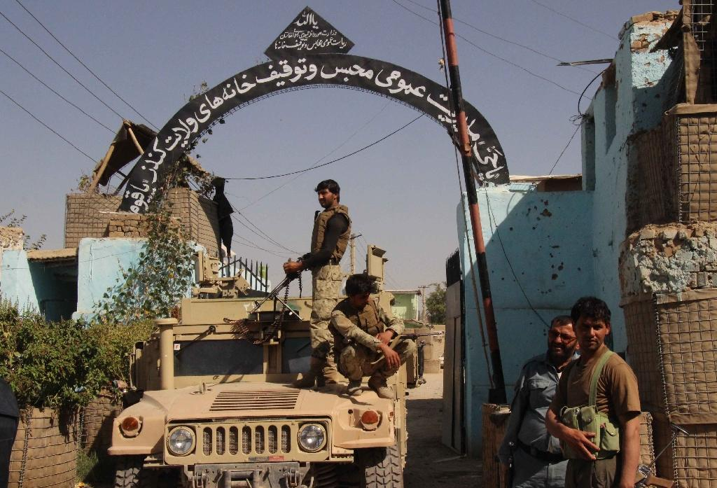 Taliban declare withdrawal from Afghan city of Kunduz