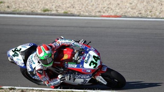 Davide Giugliano of Italy (Imago)
