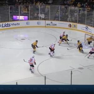 Pekka Rinne Save on Jakub Voracek (00:49/2nd)