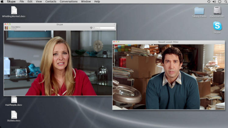 Web Therapy - David Schwimmer
