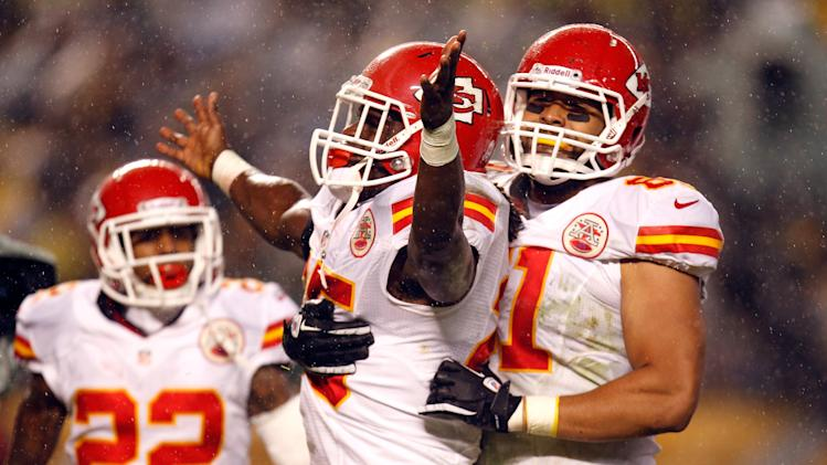 Kansas City Chiefs v Pittsburgh Steelers
