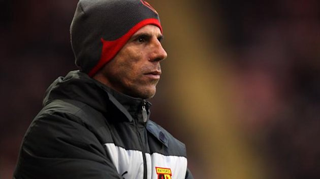 Gianfranco Zola insists he is committed to Watford