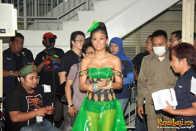 Agnes Monica di Nickelodeon