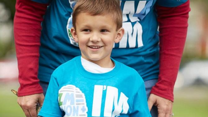 Boston 6-Year-Old With OCD Leads Million Steps Walk