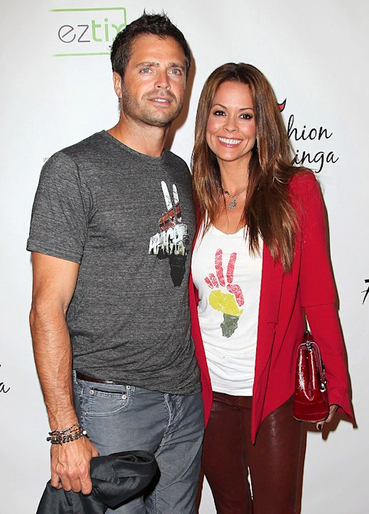 David Charvet, Brooke Burke