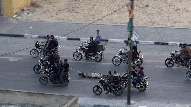 Hamas Executes 18 Suspected Informants By Firing Squad, Public Shooting