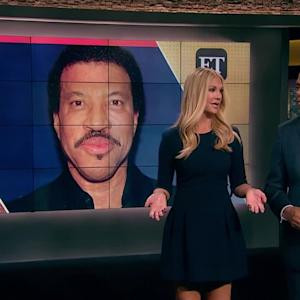 EXCLUSIVE: Lionel Richie on Whether We'll Get a 'Hello' Mashup With Him and Adele at the GRAMMYs