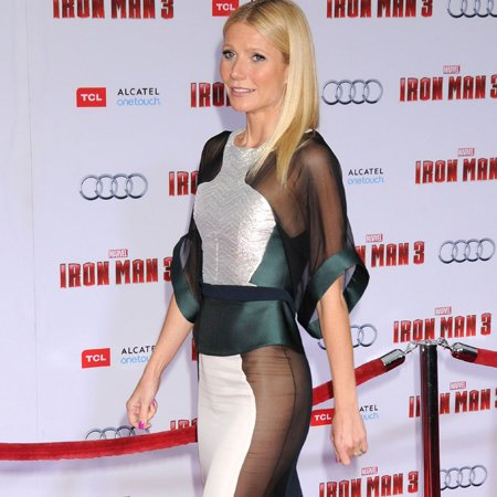 Gwyneth Paltrow reveals dress 'disaster'