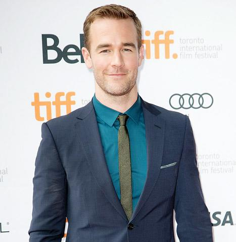 "James Van Der Beek on Dawson Leery: ""He Would Get on My Nerves"" as a Friend"