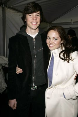 Dane Christensen and Erika Christensen The Upside of Anger Premiere - 1/22/2005 Sundance Film Festival