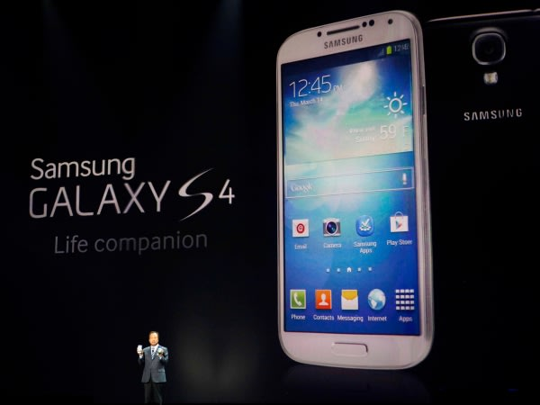 Samsung Galaxy S4: The unveiling