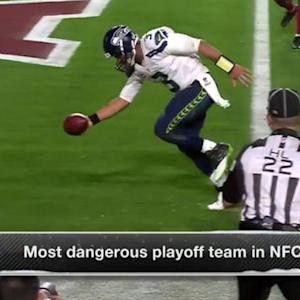 Most dangerous playoff team in NFC?