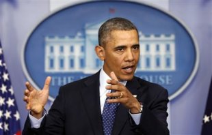 President Obama blasts GOP on cuts