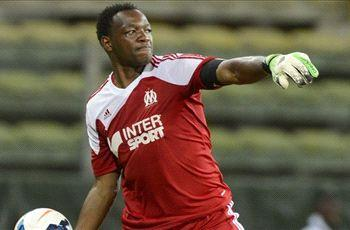 Mandanda: Marseille not afraid of Arsenal